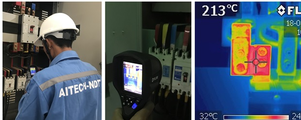 Đào tạo kiểm tra ảnh nhiệt Level 2