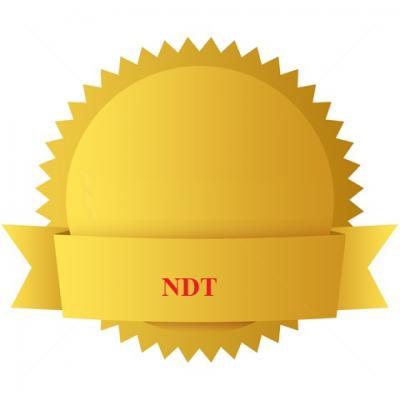 International NDT certification program