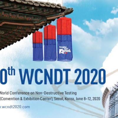 The 20th World Conference on Non-Destructive Testing (20th WCNDT 2020)